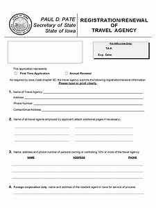 travel agency registration form 2 free templates in pdf With travel agency forms templates