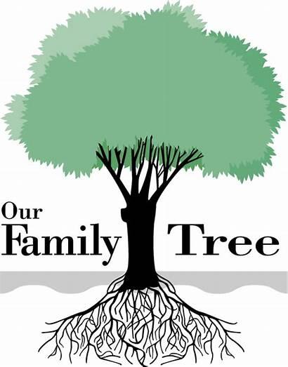 Tree Clipart Ancestry Clip Poem Ancestors Cliparts