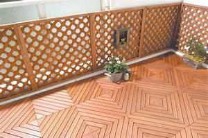 Holzplatten Für Balkon :  ~ Frokenaadalensverden.com Haus und Dekorationen