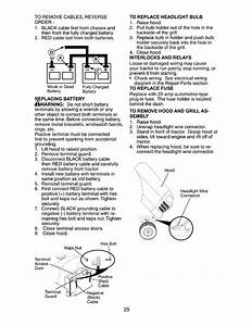 Craftsman 917272911 User Manual Tractor Manuals And Guides