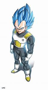 Dragon Ball Z Revival of F - New God Vegeta by oume12 on ...