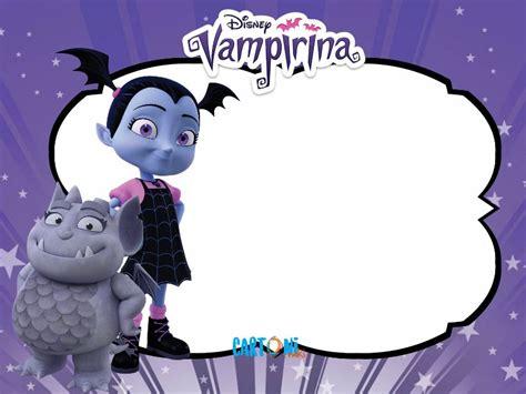 vampirina template cartoni animati