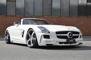 Mercedes Sls Amg : gallery mercedes benz sls amg roadster by mec design ~ Melissatoandfro.com Idées de Décoration