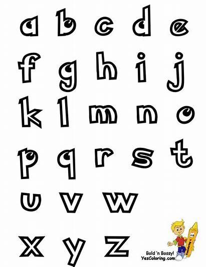 Alphabet Coloring Preschool Pages Pokemon Chart Letters