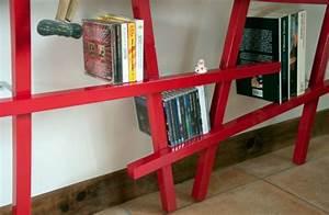 Comment Faire Une Bibliothèque : 5 biblioth ques originales faire soi m me ~ Dode.kayakingforconservation.com Idées de Décoration