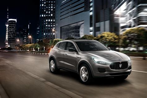 maserati levante 2015 maserati levante will have quattroporte engines