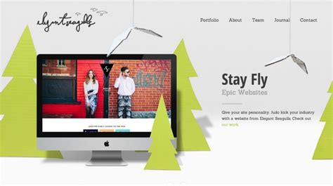 unique creative agency websites  inspire  web