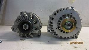 Alternator  Cs130 To Ad244 Conversion