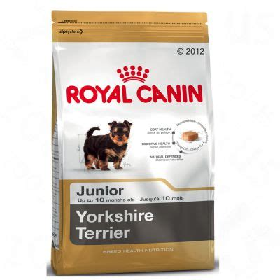 royal canin breed yorkshire terrier junior guenstig bei zooplus