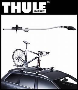 Fahrrad Dachträger Thule : thule outride 561 fahrradhalter dachtr ger gabelmontage ~ Kayakingforconservation.com Haus und Dekorationen