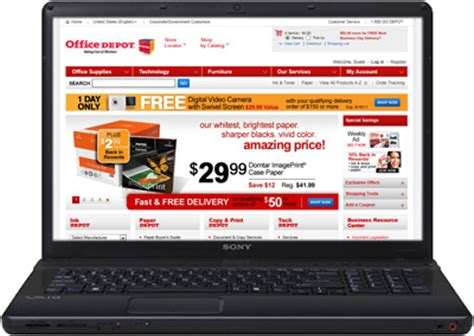 Office Depot Coupons For Electronics by Office Depot Coupons Free Shipping Samsung Shop Coupon India