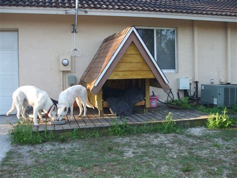 wooden dogcat house  south florida custom woodwork
