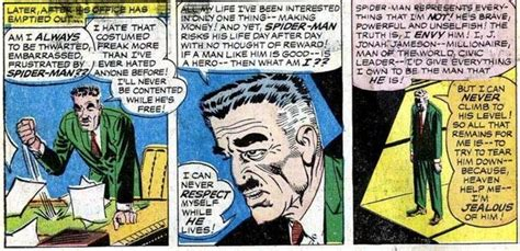 Is There A Reason Behind J. Jonah Jameson's Hatred Of