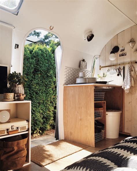airstream trailer  seattle   complete makeover designsponge
