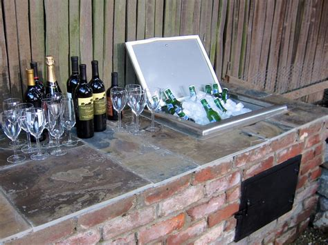 Backyard Built by How To Build A Backyard Bar How Tos Diy