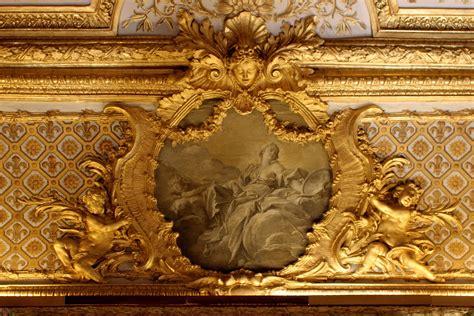 la chambre de la reine file château de versailles chambre de la reine voussure