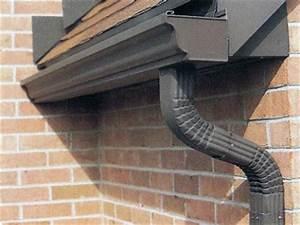 comment reparer les fuites des joints de gouttieres dans With type de toiture maison 6 comment changer une gouttiare