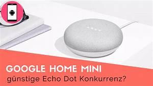 Google Home Mini Farbe : google home mini der bessere echo dot f r 59 daily ~ Lizthompson.info Haus und Dekorationen