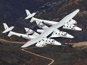Virgin Galactic Spaceship Makes First Powered Flight ...