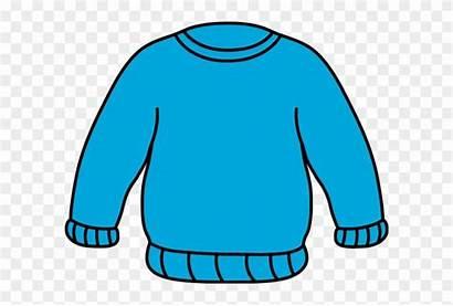 Sweater Clipart Clip Orange Clipground Transparent