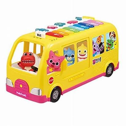 Korea Pong Bus Cognitive Song Imagination Animation