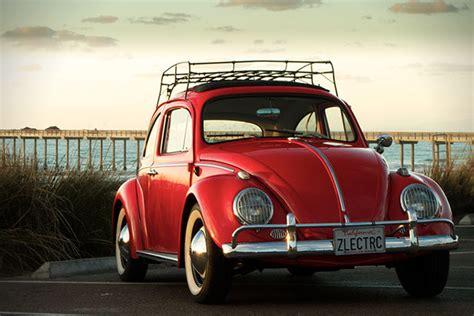 Vintage Vw Beetles Made Electric