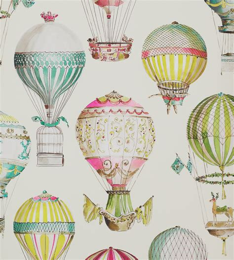 air balloon l l envol wallpaper by manuel canovas clayton