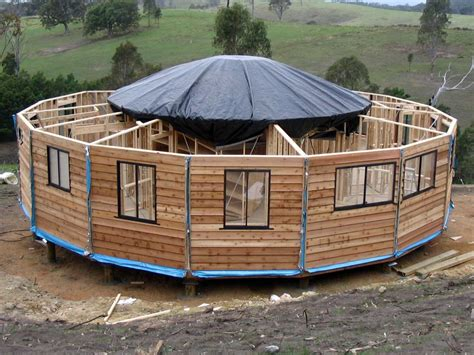 steel building homes floor goulburn yurtworks