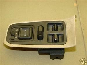 Fs  Master Power Window Switch 1990