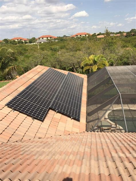 estero fl home photovoltaic system installation