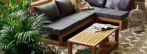 Table Salon Alinea : meubles de jardin alinea 5 photos ~ Teatrodelosmanantiales.com Idées de Décoration