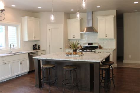 kitchen cabinets and islands white kitchen cabinets with stained island savae org