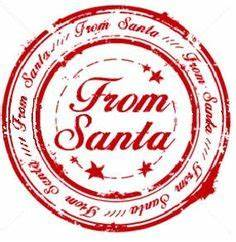letters to santa on pinterest letterhead north pole and With santa letter with wax seal