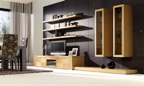 modern living room shelves modish tv setup modern living room design floating shelves