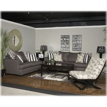 Levon Charcoal Sofa And Loveseat by Furniture Levon Charcoal Yahoo Search Results