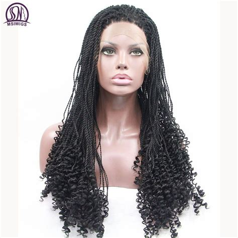 black color hair styles braided wigs ebay braided wigs ebay new womens black 4480