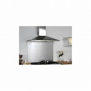Credence Fond De Hotte : credence de cuisine en acier inox fond de hotte ~ Dailycaller-alerts.com Idées de Décoration