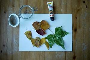 Aus Blättern Basteln : herbst basteln mit kindern lichtpott aus bl ttern ~ Lizthompson.info Haus und Dekorationen