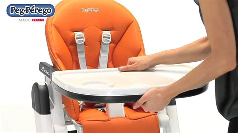 chaise haute perego chaise haute siesta peg perego