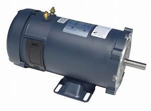 Leeson Electric Motor 109106 00 C4d18fk6 2 Hp 1800 Rpm 24