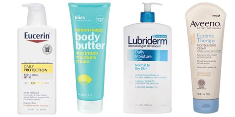 Best body moisturiser for very dry skin