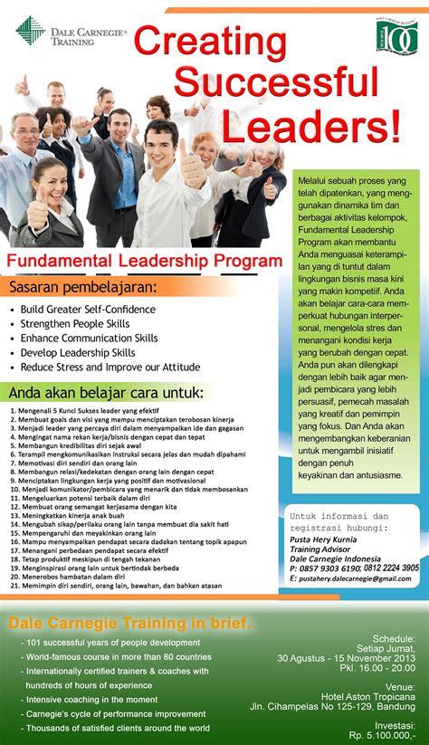 efektif mengembangkan skill memimpin