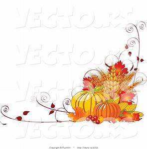 Fall Pumpkin Borders Clipart - Clipart Suggest