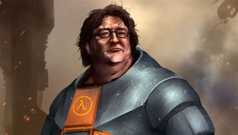 Half Life 2 Wallpaper Gabe Newell Quotes On Life Quotesgram