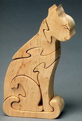 scroll  animal puzzle patterns plans diy