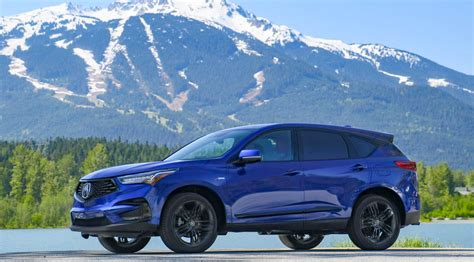 acura rdx review  compact suv  give