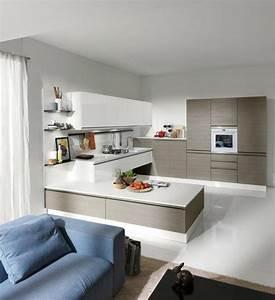 Idee per arredare una cucina a vista sicilia catania for Arredare cucina a vista