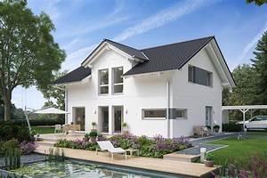 Haus Mit Gaube : modernes haus mit satteldachgaube schw rerhaus ~ Watch28wear.com Haus und Dekorationen