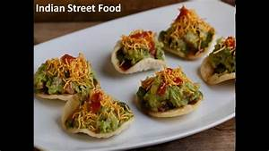 Image Gallery indian street food recipes