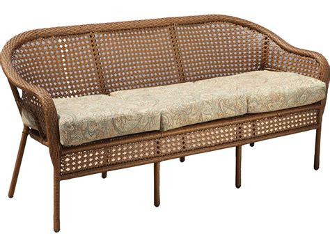 suncoast kona wicker cushion sofa 123 10